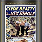 Clyde Beatty, Cecilia Parker, and Syd Saylor in The Lost Jungle (1934)