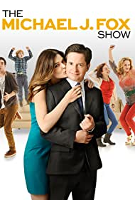 Michael J. Fox, Katie Finneran, Betsy Brandt, Juliette Goglia, and Jack Gore in The Michael J. Fox Show (2013)