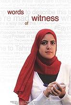Words of Witness