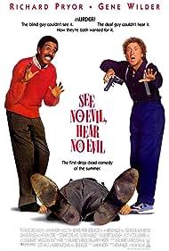 Gene Wilder and Richard Pryor in See No Evil, Hear No Evil (1989)