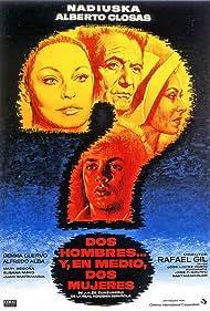 Dos hombres y, en medio, dos mujeres (1977)