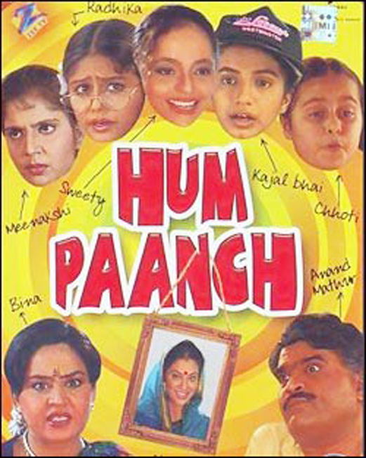Hum Paanch (1995) 1080p WEB DL – AVC – AAC – 267 Episodes – DUSIcTv | 2 GB Zip Files |
