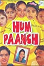 Hum Paanch (1995) Poster
