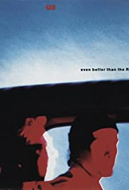 U2: Even Better Than the Real Thing, Version 2 Poster