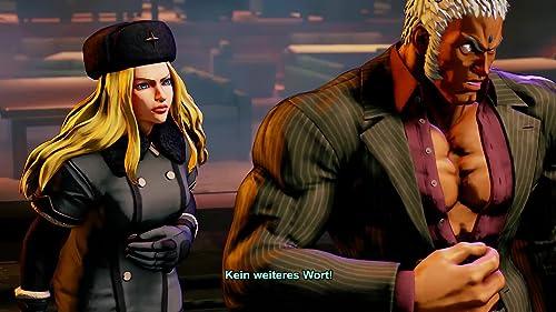 Street Fighter V: Kolin (German Subtitled)