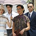 Joan Chen, Leehom Wang, and Tang Wei in Se, jie (2007)
