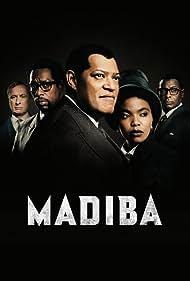 Laurence Fishburne, David Harewood, Orlando Jones, Michael Nyqvist, and Terry Pheto in Madiba (2017)