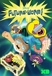 Future-Worm! Poster