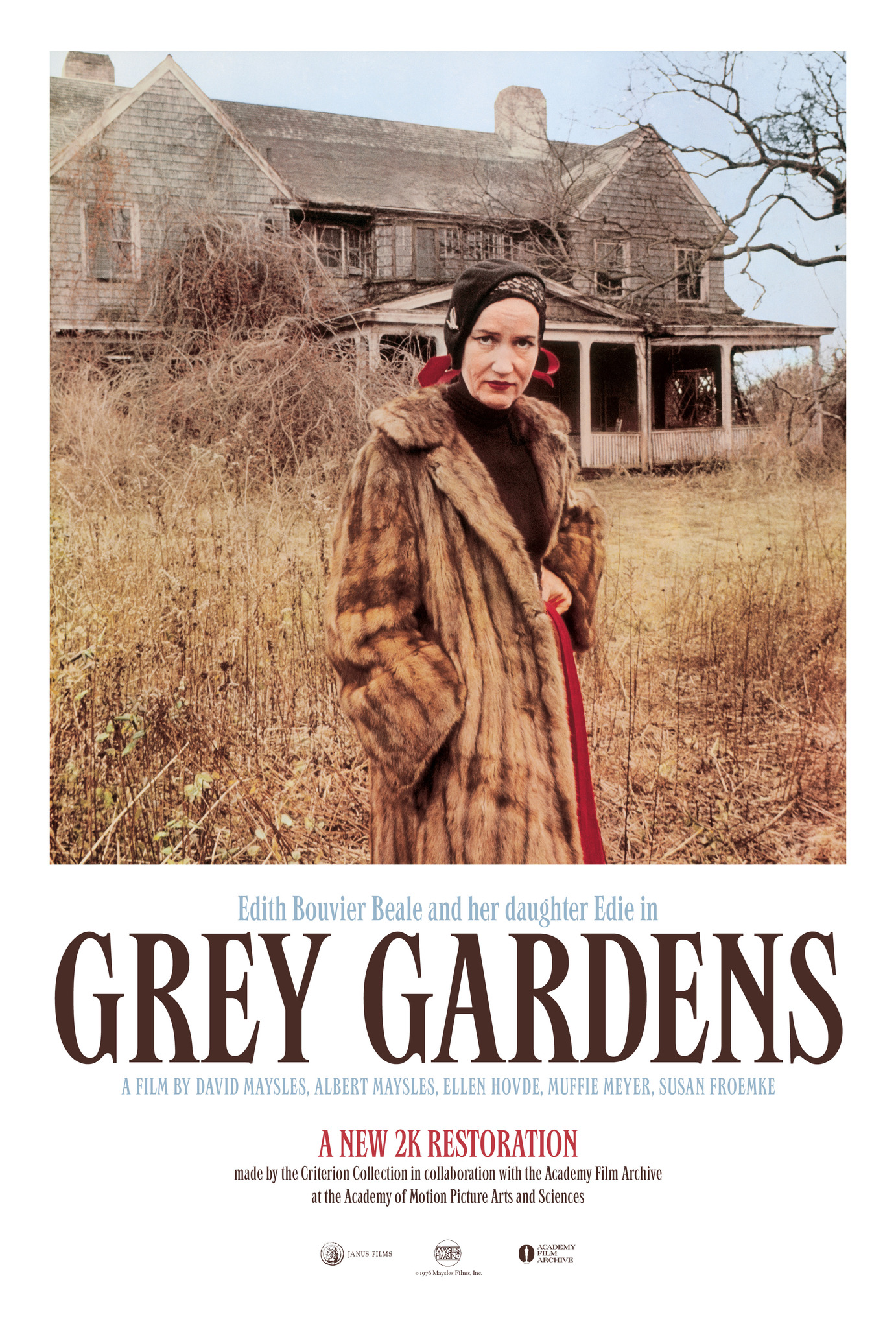 Grey Gardens (1975) - IMDb