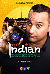 Russell Peters in The Indian Detective (2017)