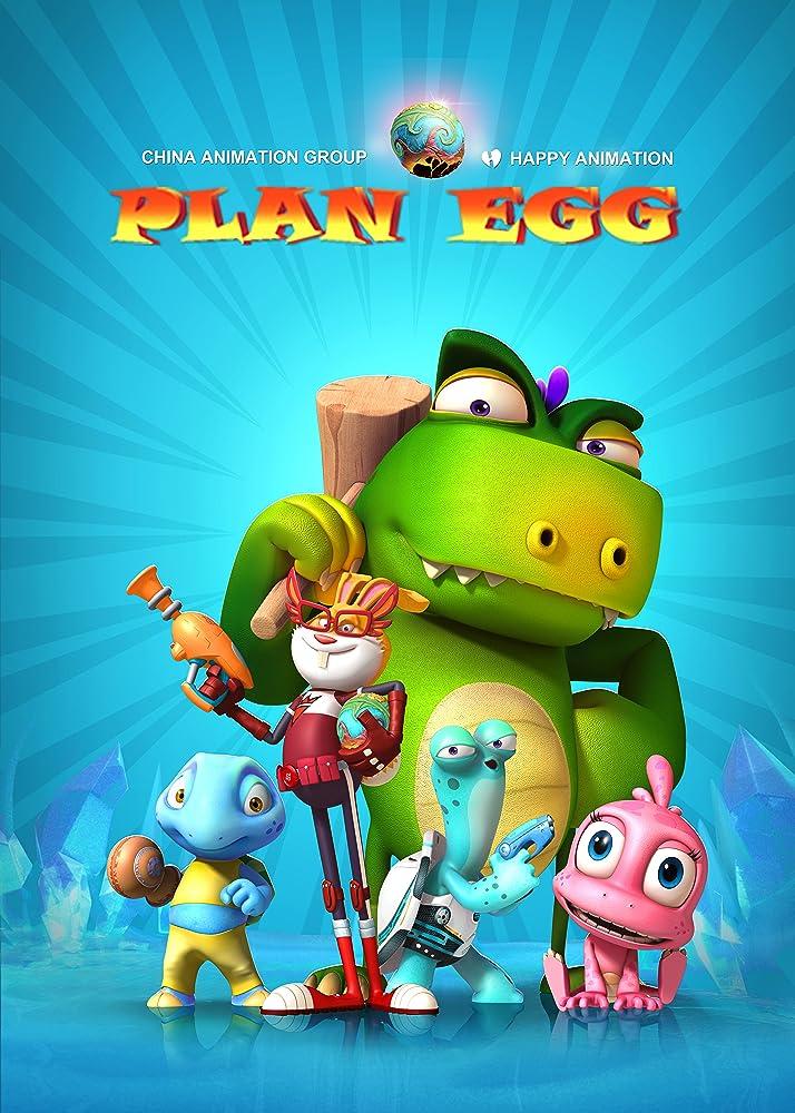 Plan Egg (2017) Dual Audio Hindi 300MB WEB-DL 480p x264