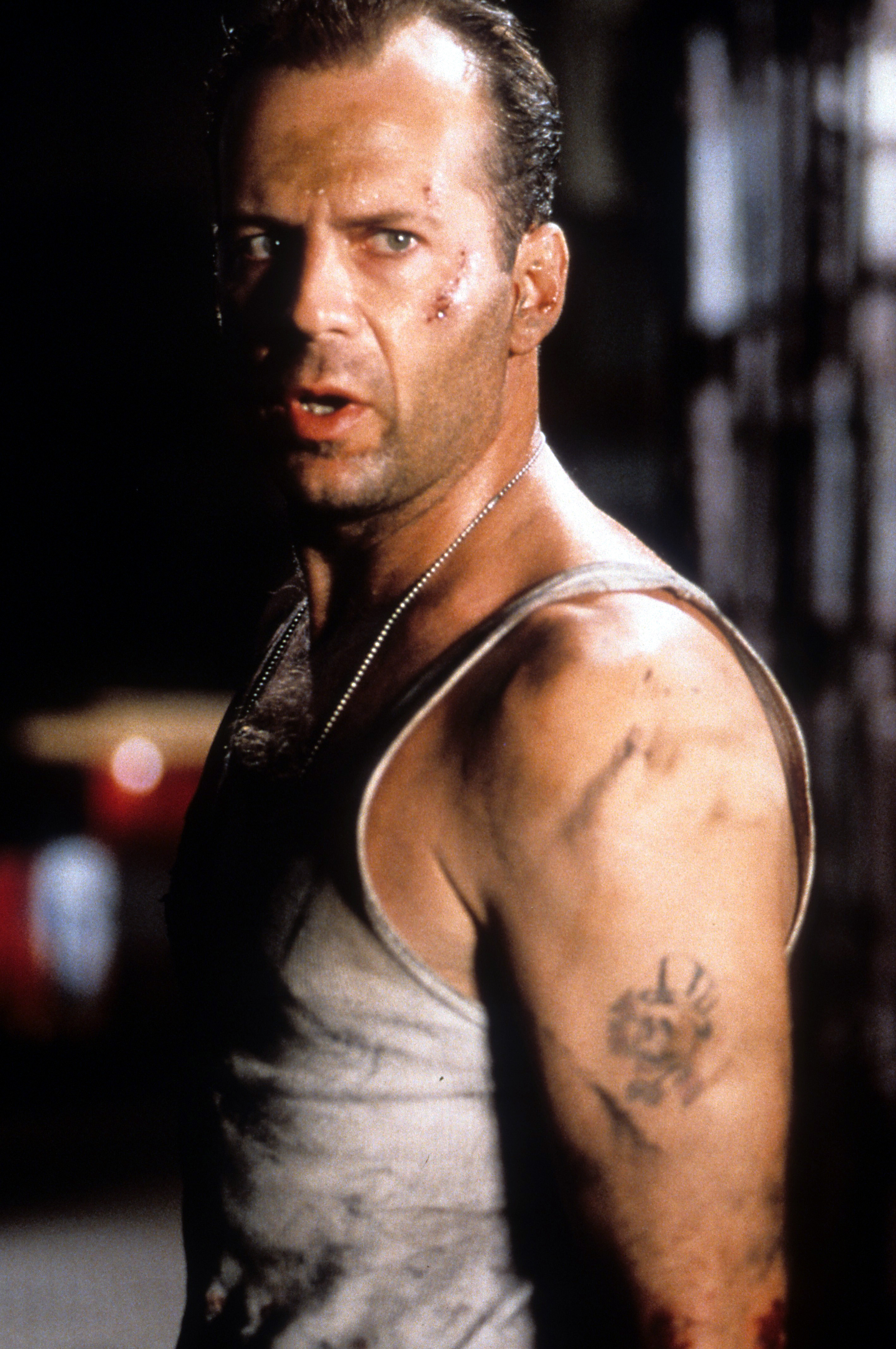 Bruce Willis in Die Hard: With a Vengeance (1995)