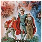 Natalya Belokhvostikova, Evgeniy Leonov, and Lembit Ulfsak in Legenda o Tile (1977)