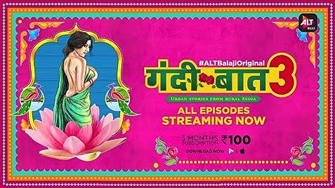 Gandii Baat (TV Series 2018– ) - IMDb
