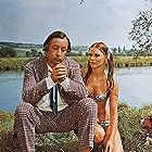 Marthe Keller and Philippe Noiret in Les caprices de Marie (1970)