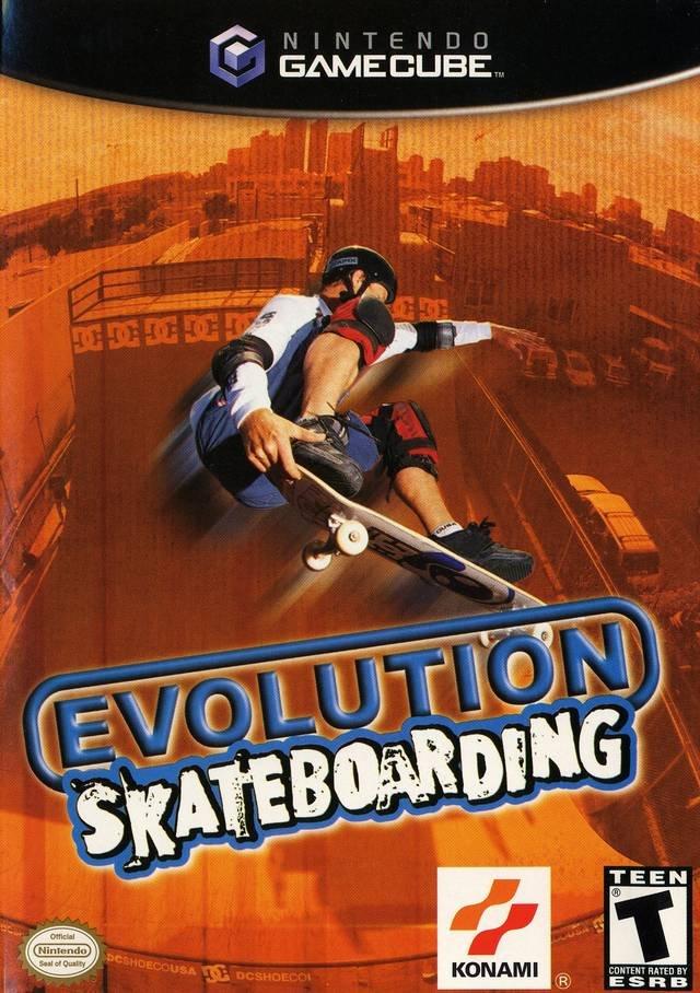 Evolution Skateboarding (Video Game 2002) - IMDb