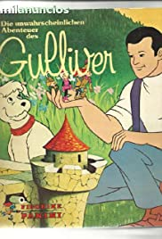 The Adventures of Gulliver Poster