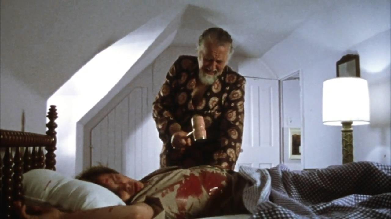 John Amplas and Lincoln Maazel in Martin (1976)