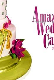 Amazing Wedding Cakes Poster