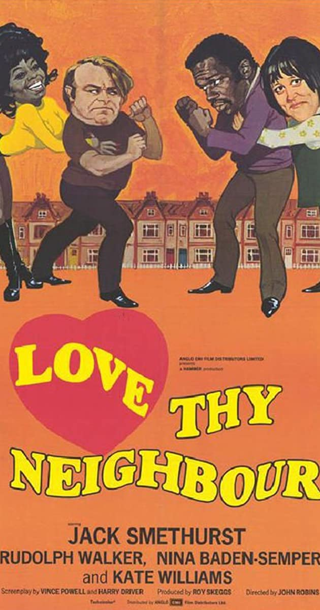 Subtitle of Love Thy Neighbour