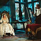 Vincent Price and Barbara Steele in The Pit and the Pendulum (1961)