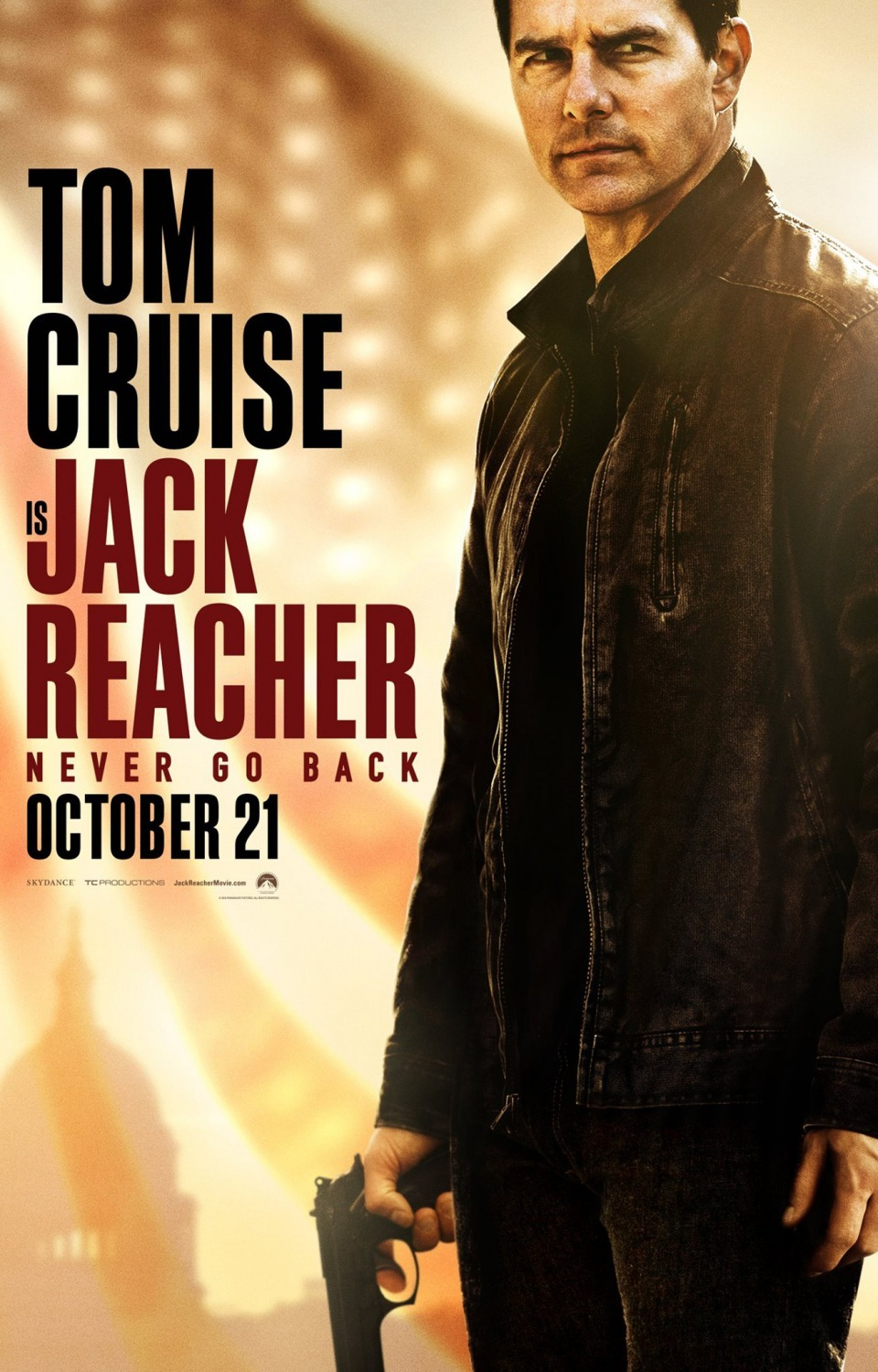 Jack Reacher: Never Go Back (2016) - IMDb