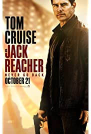 Jack Reacher: Never Go Back (2016) film en francais gratuit