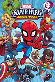 marvel super hero adventures tv miniseries 2017� imdb