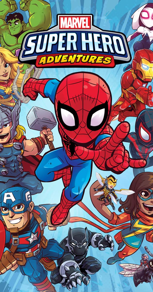 Super hero cartoon comics-5228