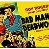 Roy Rogers, Carol Adams, Monte Blue, Henry Brandon, George 'Gabby' Hayes, etc.