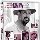 Stéphane Audran, Isabelle Huppert, Jean-Pierre Marielle, and Philippe Noiret in Coup de torchon (1981)