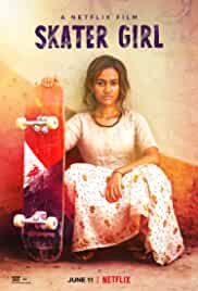 Skater Girl (2021) HDRip English Movie Watch Online Free