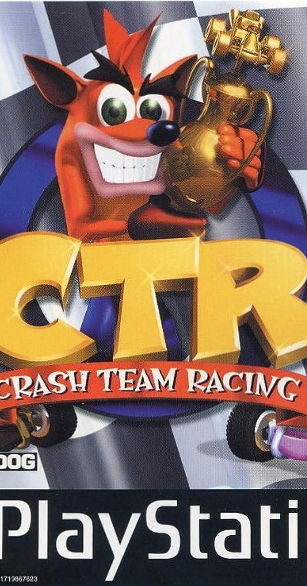 Crash Team Racing (Video Game 1999) - IMDb