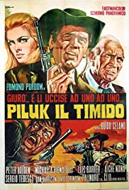Piluk, the Timid One Poster