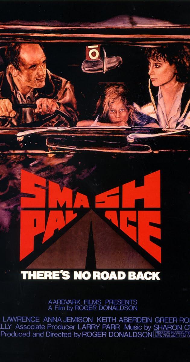Subtitle of Smash Palace