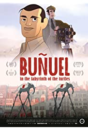 Buñuel en el laberinto de las tortugas