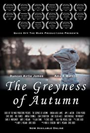 The Greyness of Autumn Poster