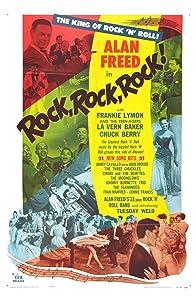 Rock Rock Rock! Stephen Roberts