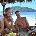 Josh Duhamel, Melissa George, Olivia Wilde, and Beau Garrett in Turistas (2006)