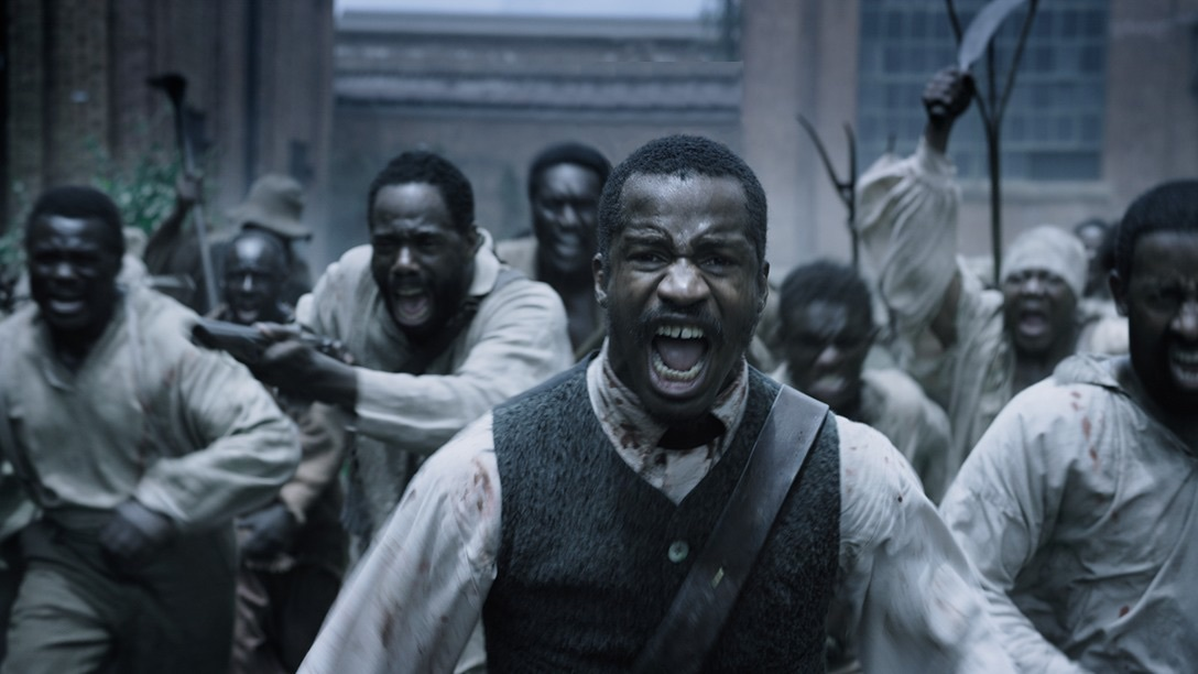 Colman Domingo and Nate Parker in The Birth of a Nation (2016)