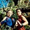 Kylie Minogue and Ming-Na Wen in Street Fighter (1994)