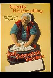 Vask, videnskab og velvære Poster