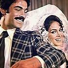 Kadir Inanir and Türkan Soray in Selvi Boylum Al Yazmalim (1978)