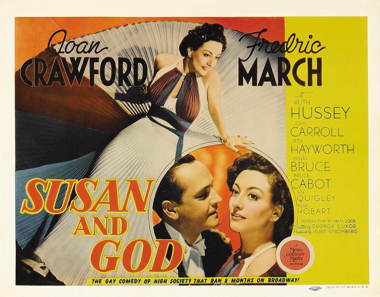 Susan and God (1940)