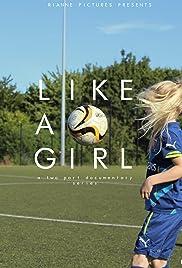Like a Girl Poster