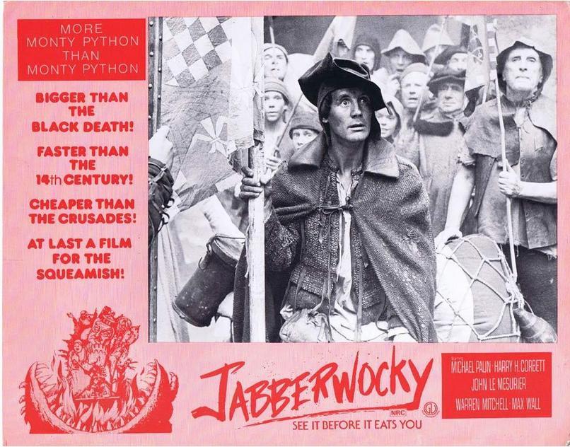 Michael Palin in Jabberwocky (1977)