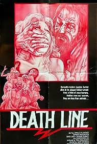 Death Line (1973) Poster - Movie Forum, Cast, Reviews