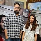 Radhika Apte and Pawan Kripalani at an event for Phobia (2016)
