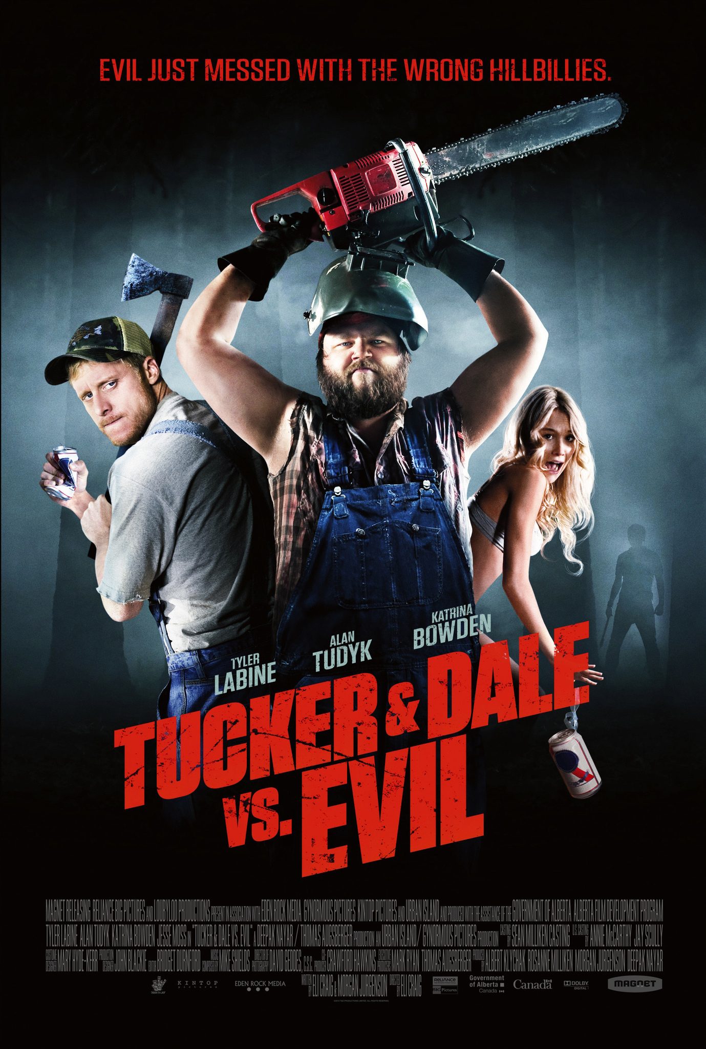 Tucker and dale vs evil torrent