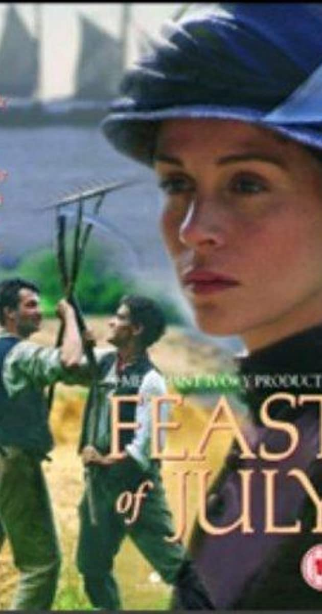 Subtitle of Feast of July